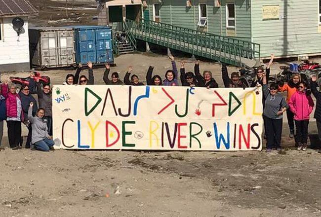 Clyde River Canada Greenpeace