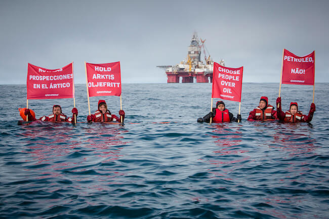 Greenpeace statoil protest1