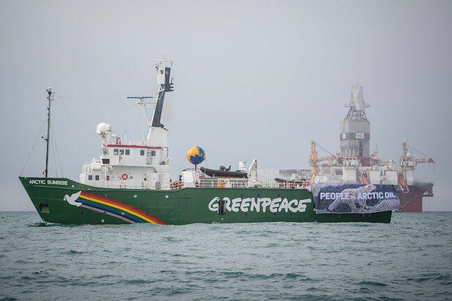 Greenpeace statoil protest2