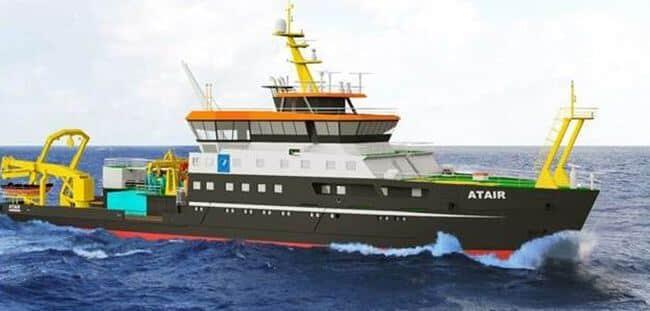 MacGregor_Cargotec_research vessel
