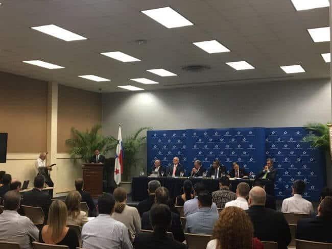 Panama canal public hearing