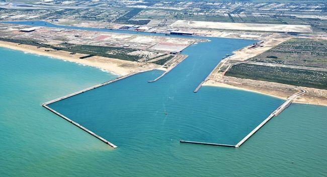 Port of antwerp Porto de acu brazil1