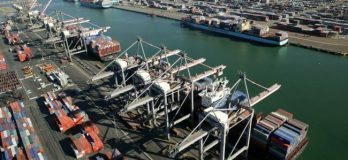 Port Of LA Sets New Record For Highest Monthly Container Volumes