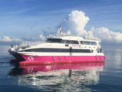Super Cat 2GO austal Saint Camael