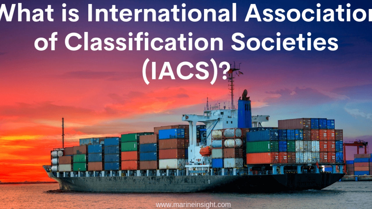 What is International Association of Classification