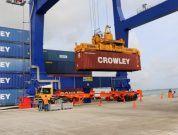 Crowley Initiates Cargo Operations At Puerto Rico Terminal