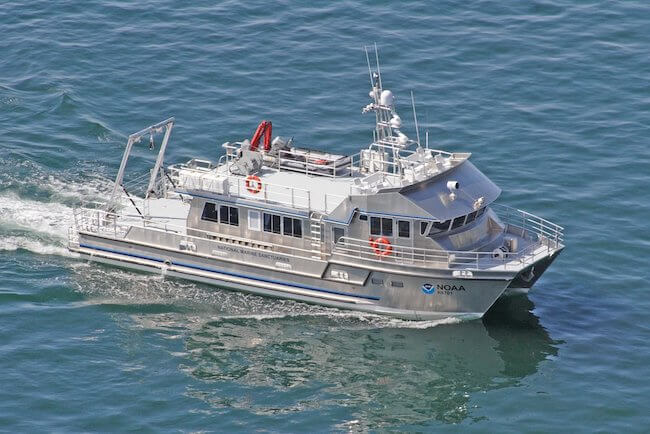 duke research ship