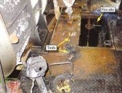 Real Life Incident: Fuel Soaked Clothes Catch Fire, Engineer Loses Life