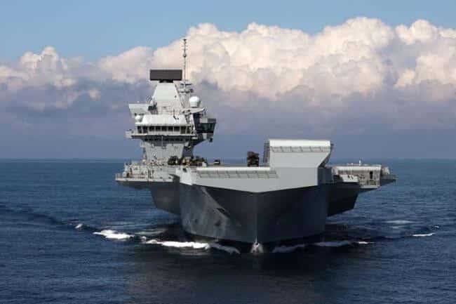 HMS Queen Elizabeth1