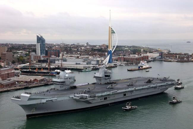 HMS Queen Elizabeth3
