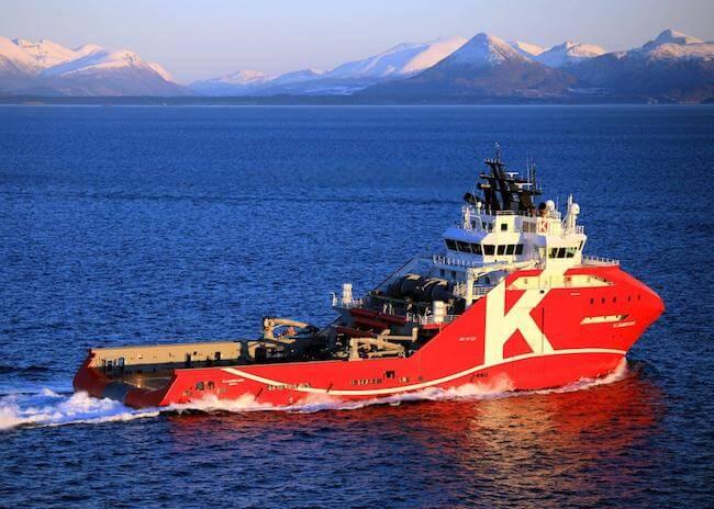 KL Sandefjord_offshore_shore powered