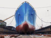Watch: A Behind The Scenes Look Into A LNG Vessel Drydocking