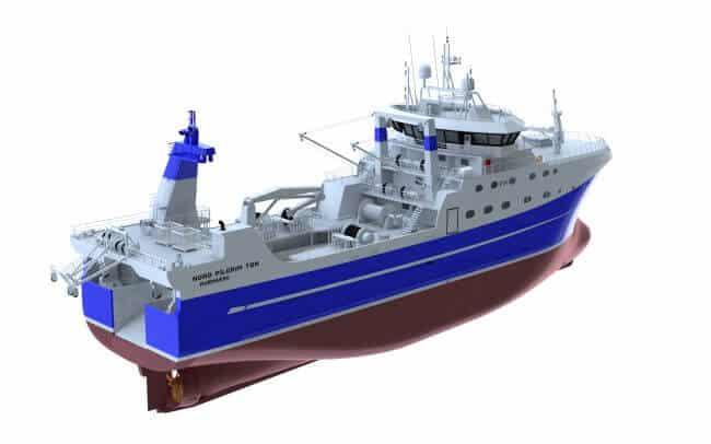 Nord Pilgrim trawler