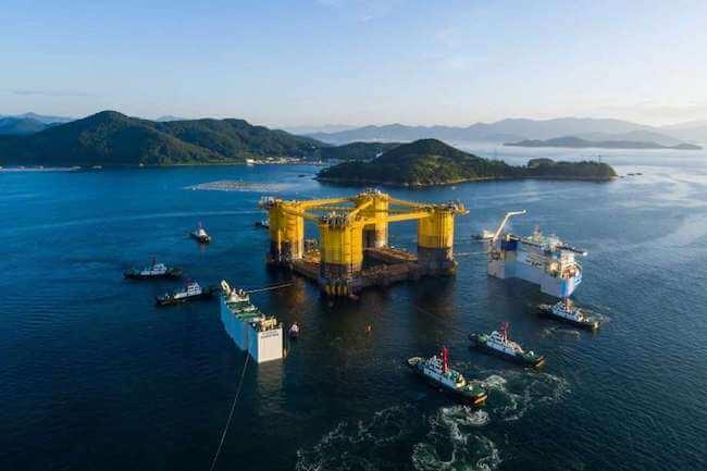 Shell_massive deep-water platform