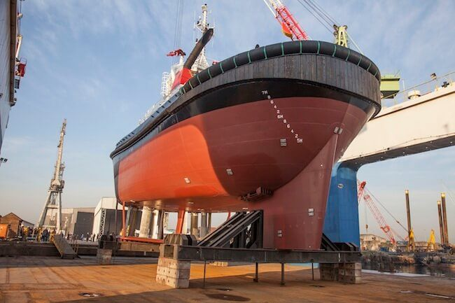 TNPA Launches And Hands Over Two New Tugs For KZN Ports