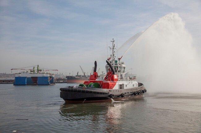 Tug Launch 47