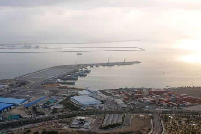 chabahar iran port