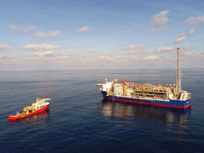 Ichthys LNG Project's Giant FPSO Safely Moored In Ichthys ...