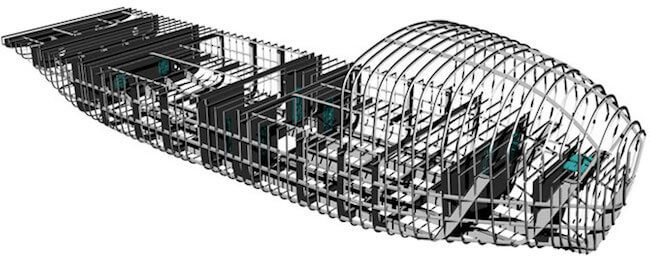hronn-internal-structure_Automated Suppor Vessel