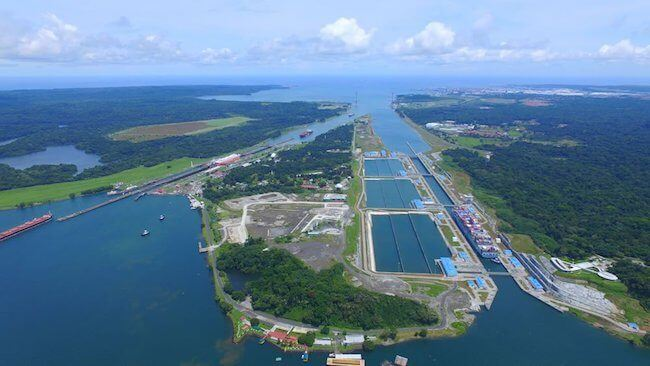 Expanded Panama Canal_Transit