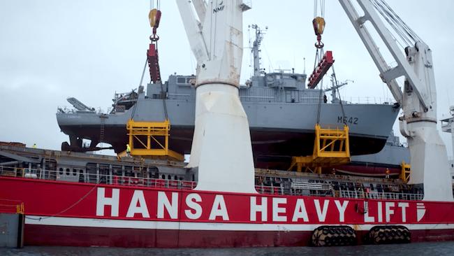 M642 Hansa Heavy Lift