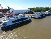 Metal Shark Building Multiple Passenger Vessels For NYC Ferry