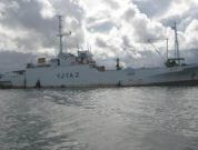 YUH FA NO.201 fishing vessel