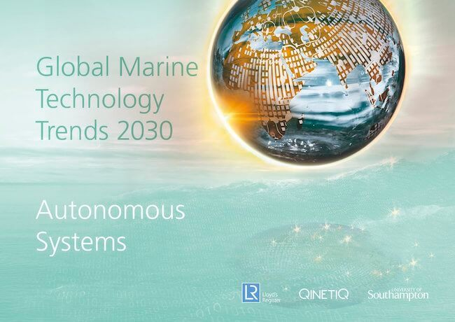 global marine tech trends autonomous systems