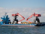 Watch: Two Of The World's Largest Hydraulic Cranes Successfully Delivered
