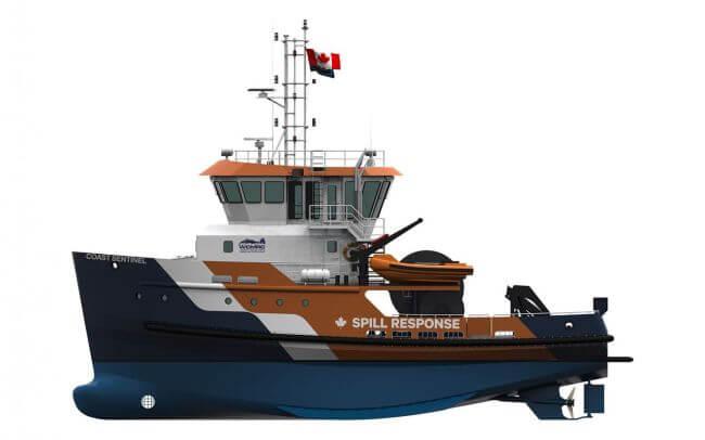 Bravo 2500 Pollution Response Vessel2