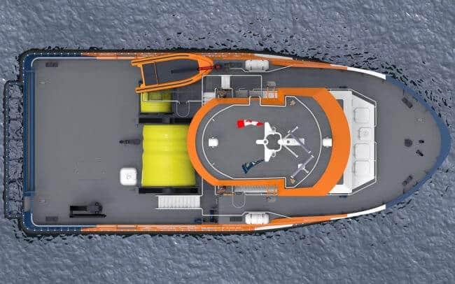 Bravo 2500 Pollution Response Vessel3
