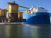 COSCO Shipping Specialized Carriers Safely Delivers Shell's Appomattox Hull