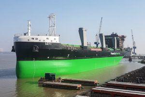 Haaga launch_Natural Gas_ESL Shipping