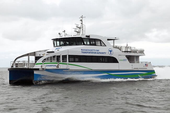 Incat Crowther 500th Vessel Launched