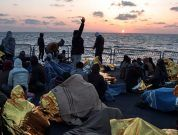Migrants by sea - credit_UNHCR Alfredo D'Amato