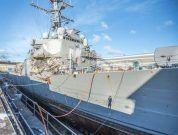 HII Awarded $29.4M Planning Contract For USS Fitzgerald Restoration