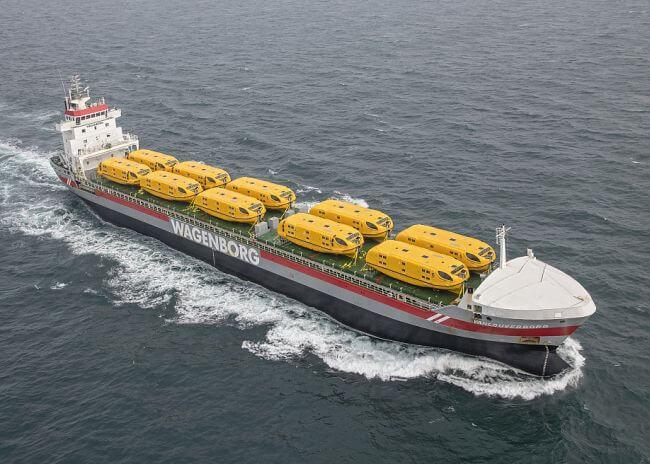 Wagenborg Shipping_lifeboats