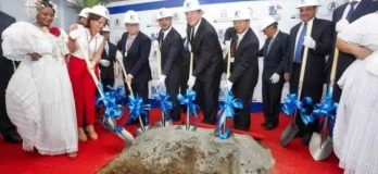Construction of Amador Cruise Port takes Off At Pacific Side of Panama