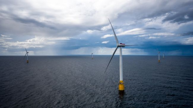 floating wind farm_ statoil