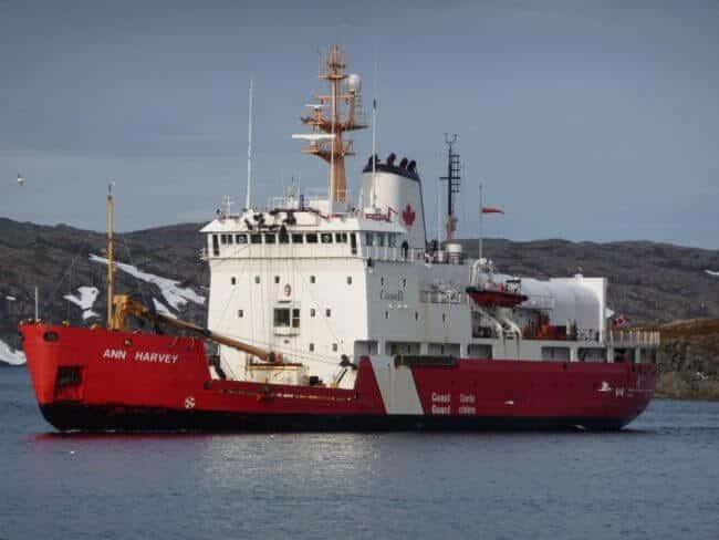 Ann Harvey Canadian Coast Guard (1)