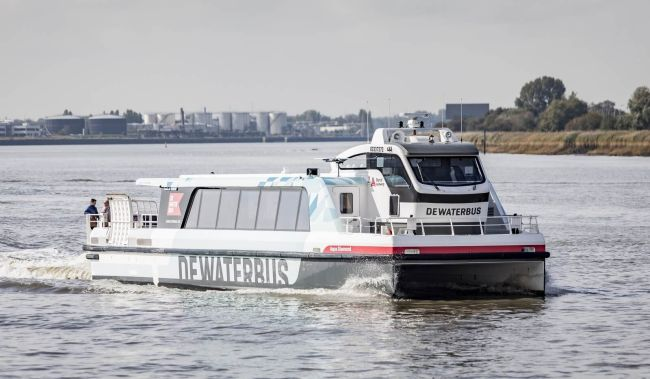 Aquamarine Waterbus Fast Ferries