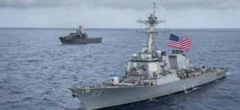 Destroyer USS Benfold