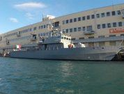 Fincantieri armed force vessel