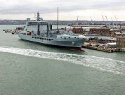 RFA Tidespring_Royal Navy