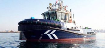 Sanmar Delivers Two Significant Robert Allan Designed ASD Tugs