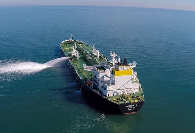 TEN tanker