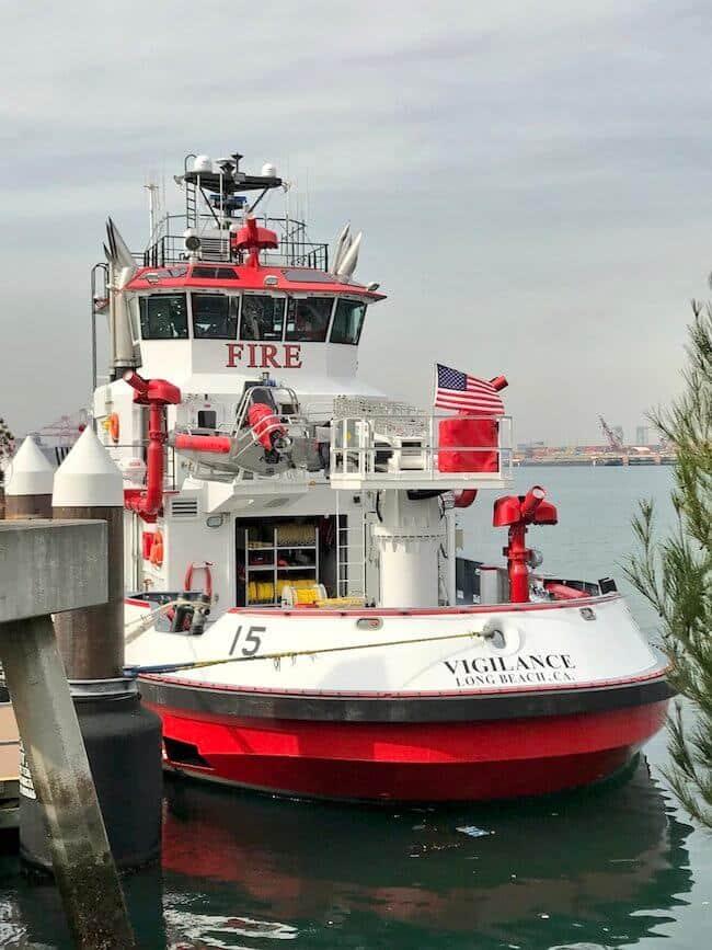 Vigilance_Port Of Long Beach