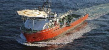 diamond mining vessel