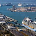 port Canaveral cruise record