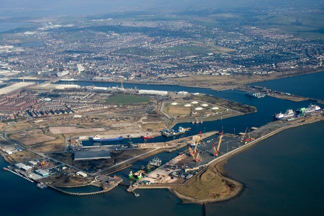 port of Barrow _ABPorts_Aerial